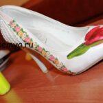 декупаж-обуви