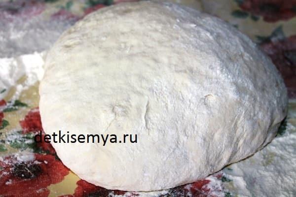 Как сделать тесто в хлебопечке на пиццу