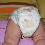 Вред и польза подгузников