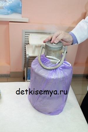 Прижигания жидким азотом, криотерапия
