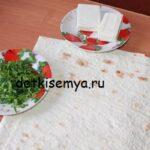 Сырные палочки из лаваша рецепт с фото