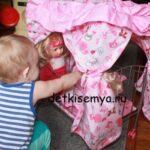 Нужны ли детям игрушки