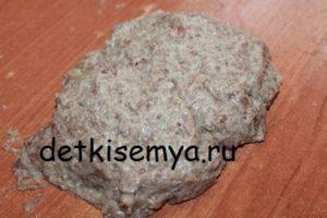 Делаем люля кебаб из свинины