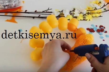 как покрасить яйца на пасху красиво
