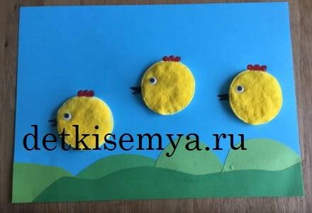 поделки в детский сад пасхальная тематика