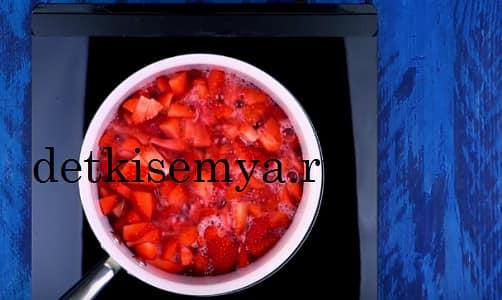 десерт бонифати клубника акконд