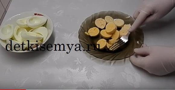 рецепты новых салатов и закусок