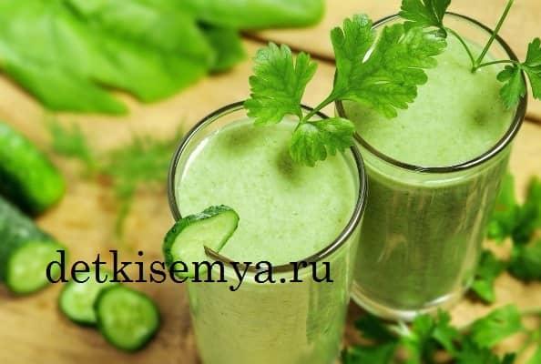 сок сельдерея на завтрак для похудения