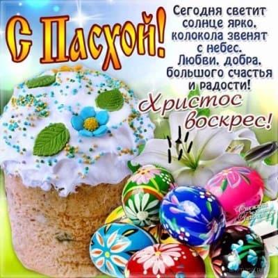 православные картинки на пасху