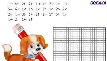 основы графического диктанта