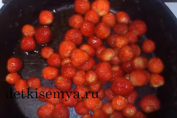 ягоды для варенья