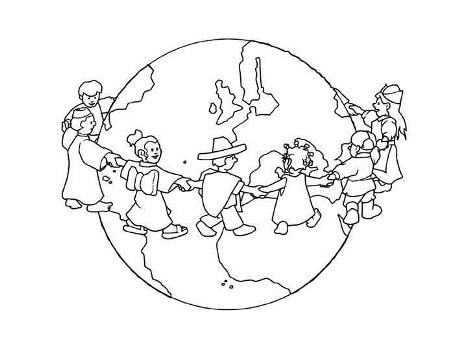 раскраски на тему день защиты детей