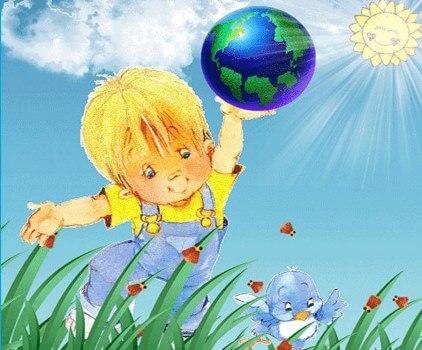 сценарий день защиты детей в детском саду