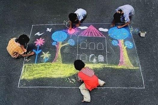 раскраски день защиты детей скачать бесплатно