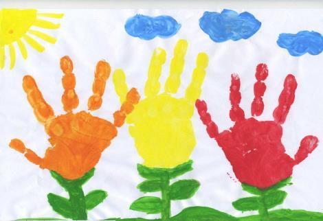 оригинальный рисунок к 1 июня в садик