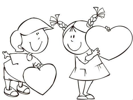 рисунки день защиты детей 1 июня прикольные