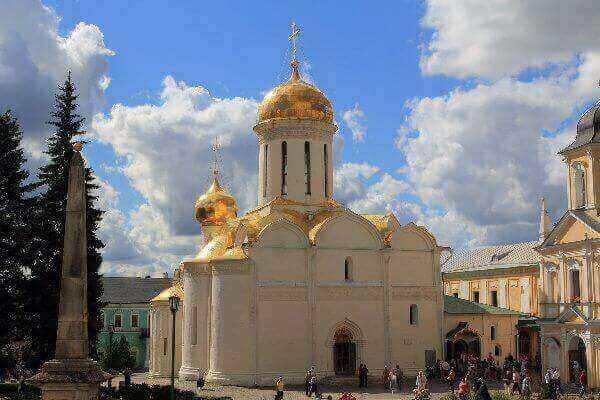 фотография троицкого собора