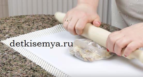 салаты с грецкими орехами на новый 2019 год