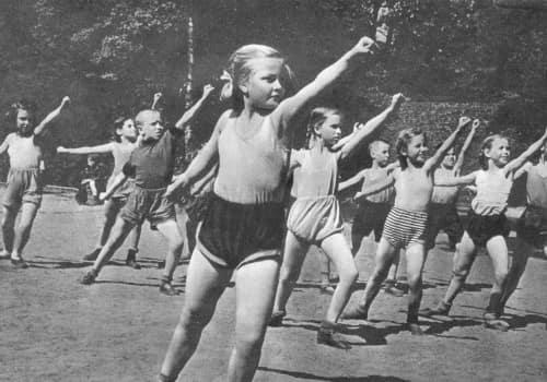 веселые кричалки для лагеря