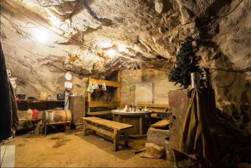 комната шахтеров фото