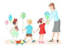 день дошкольного работника и воспитателя