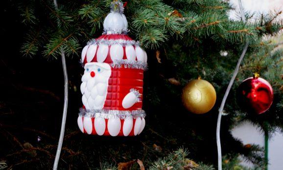 Делаем игрушки на елку своими руками: 60 идей к Новому году