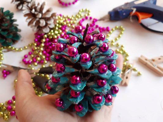 необычные игрушки своими руками на новый год