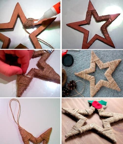 сшить игрушки на новый год своими руками