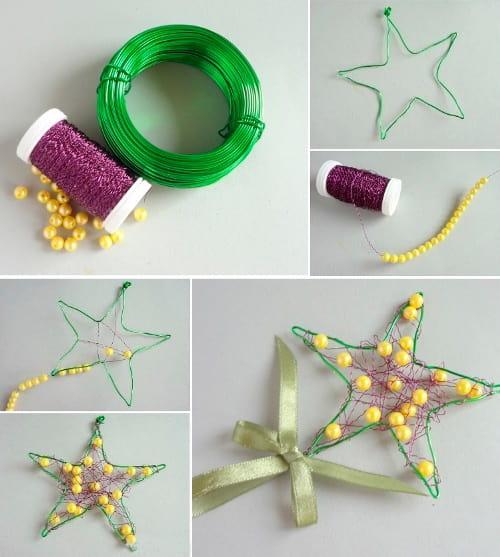 елочные игрушки своими руками на новый год