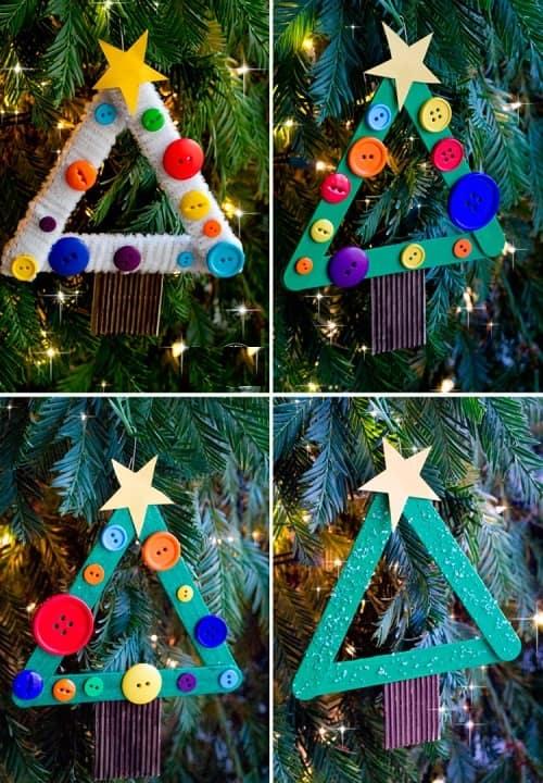 игрушки на новый год своими руками шаблоны
