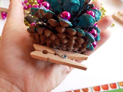 креативная игрушка на новый год