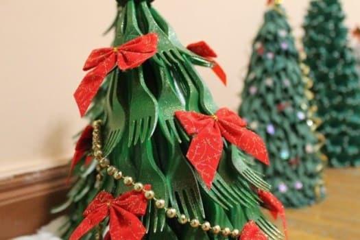 елка на новый год своими руками мастер класс