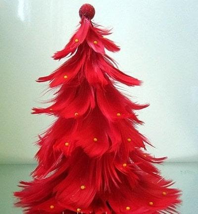 подделка елка на новый год своими руками