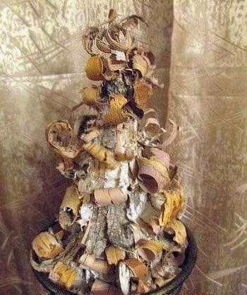 открытка елка на новый год своими руками