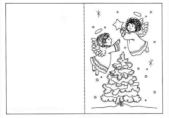 рождественские ангелочки скачать