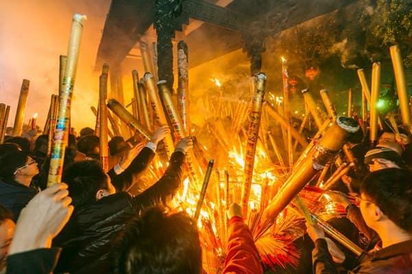 китайский новый год 2019 даты начала и окончания