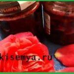 Вишневое варенье на зиму (3 пятиминутных рецепта)