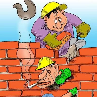 Прикольные поздравления с днем строителя любимому мужу