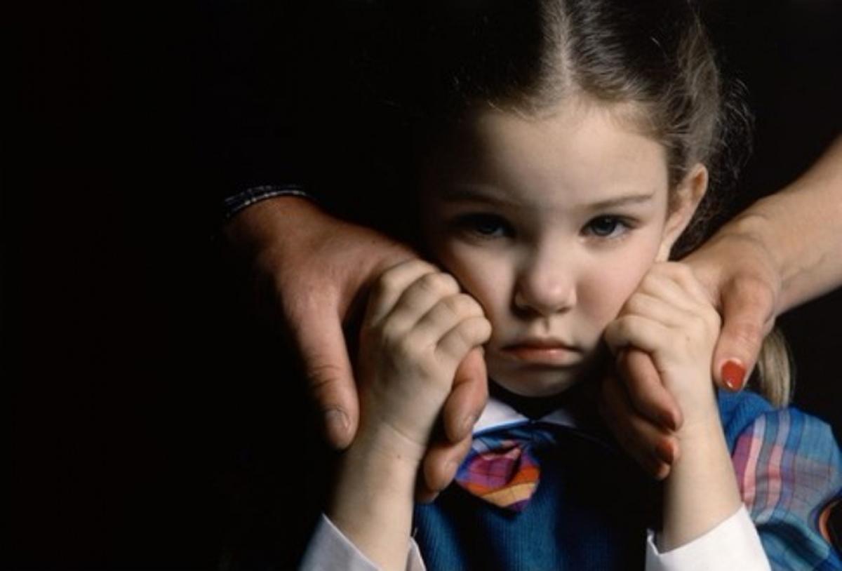 Развод глазами детей