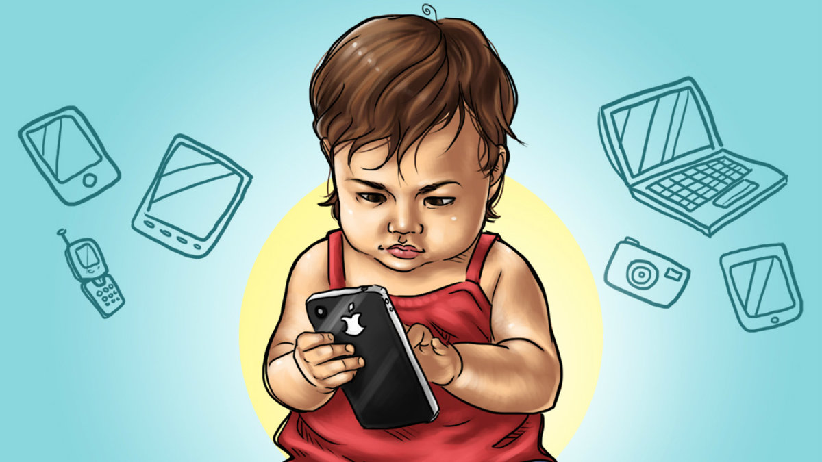 Как предотвратить зависимость ребенка от гаджетов?